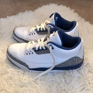 Jordan Retro 3 White